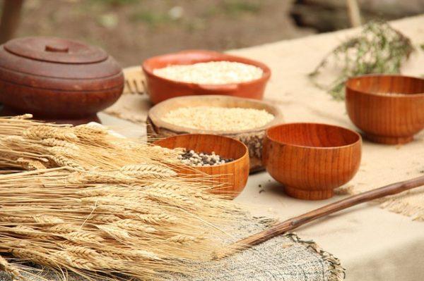 Keskiajan ruokia viljasta