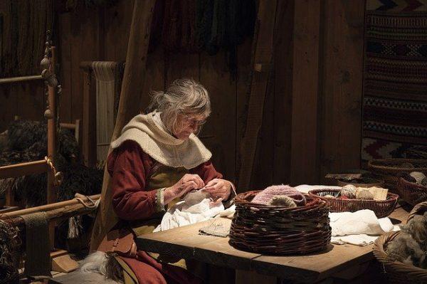 Keskiaikamarkkinat on koko perheen tapahtuma